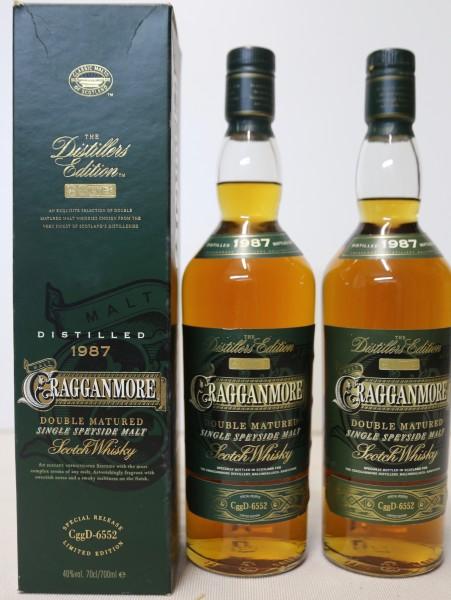 Gragganmore, The Distillers Edition