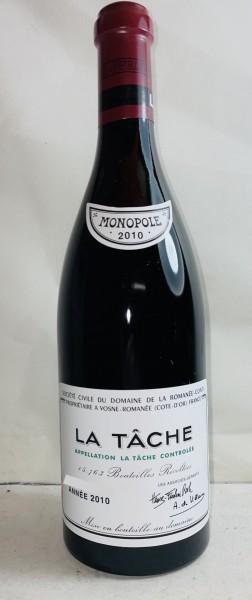 La Tache, Domaine Romanée Conti