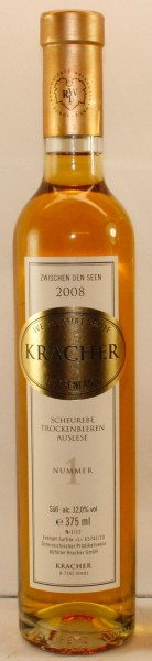 "Kracher Nr.1. Scheurebe Trockenbeerenauslese ""Zwischen den Seen"""