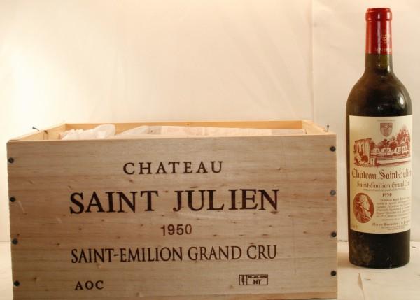 Château Saint-Julien, St. Emilion