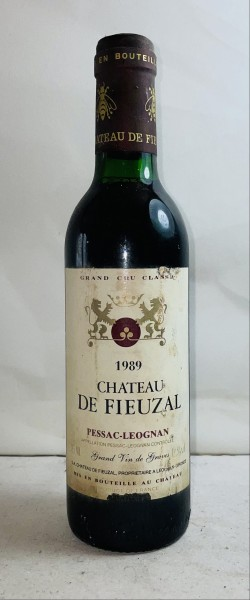 Château de Fieuzal 1/2 Bt
