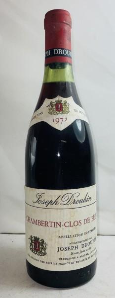 Chambertin Clos de Bèze, Joseph Drouhin