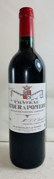 Château Latour-a-Pomerol