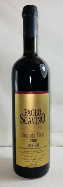 Barolo Bric del Fiasc, Paolo Scavino