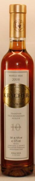 """Kracher Nr.10. Traminer Trockenbeerenauslese """"Nouvelle Vague"""""""
