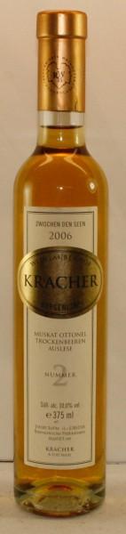 """Kracher Nr.2. Muskat Ottonel Trockenbeerenauslese """"Zwischen den Seen"""""""