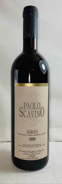 Barolo, Paolo Scavino