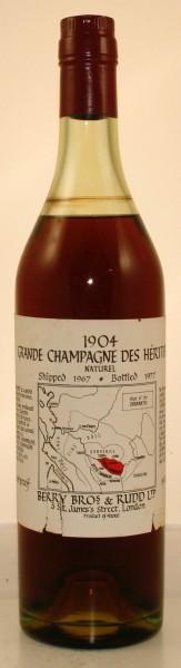 Berry Bros. Grande Champagne des Heritiers Cognac