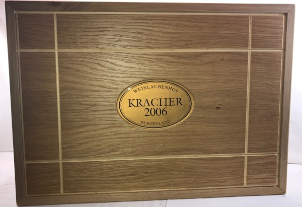 Kracher Kollektion 2006, 12 x 0,37 l.