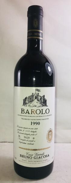 Barolo Villero di Castiglione Falletto, Bruno Giacosa