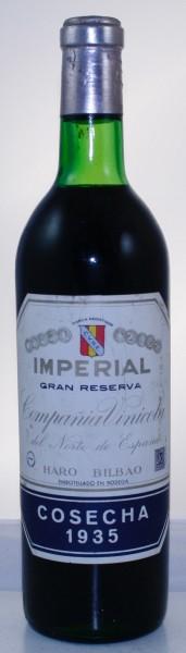 Imperial Gran Reserva Rioja, CVNE