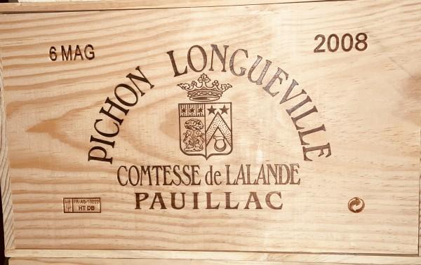 Château Pichon Longueville Comtesse de Lalande Magnum
