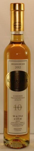 "Kracher Nr.10. Scheurebe Trockenbeerenauslese ""Zwischen den Seen"""