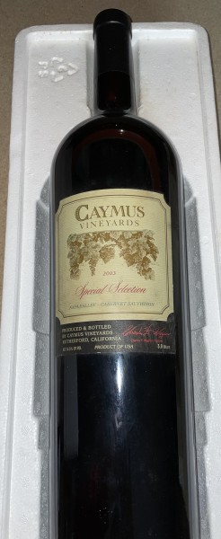 Caymus Special Selection 3 Liter