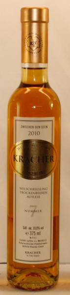 """Kracher Nr.7. Welschriesling Trockenbeerenauslese """"Nouvelle Vague"""""""