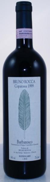 Barbaresco Coparossa, Bruno Rocca