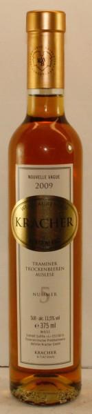 """Kracher Nr.5. Traminer Trockenbeerenauslese """"Nouvelle Vague"""""""