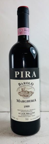 Barolo Vigneti Margheria, Pira