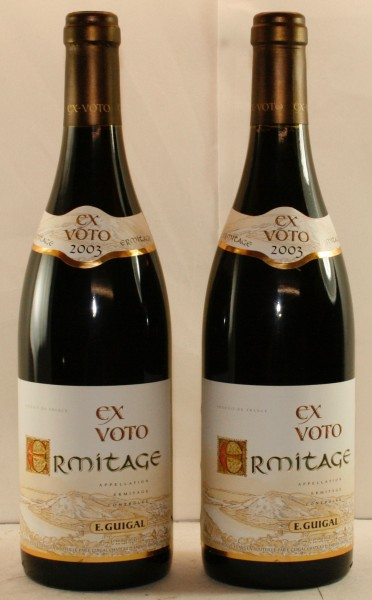 Ex-Voto Ermitage Rouge, Guigal