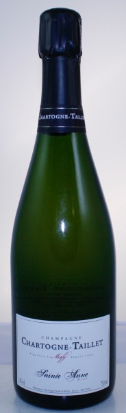 Champagne Chartogne-Taillet - 'Cuvée Sainte Anne Brut'