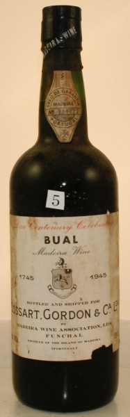 Madeira Bual