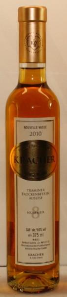 """Kracher Nr.8. Traminer Trockenbeerenauslese """"Nouvelle Vague"""""""