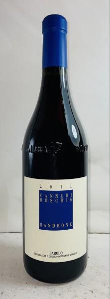 Barolo Cannubi Boschis, Sandrone