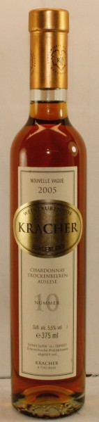 "Kracher Nr.10. Chardonnay Trockenbeerenauslese ""Nouvelle Vague"""