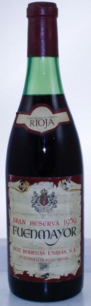 Rioja Fuenmayor Gran Reserva