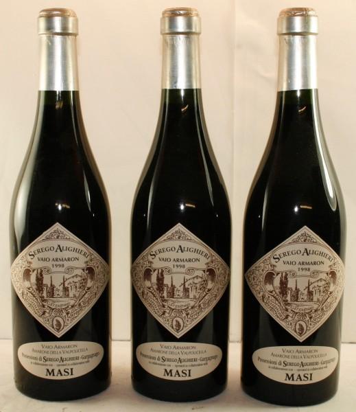 Amarone della Valpolicella Classico, Serego Alighieri - MASI