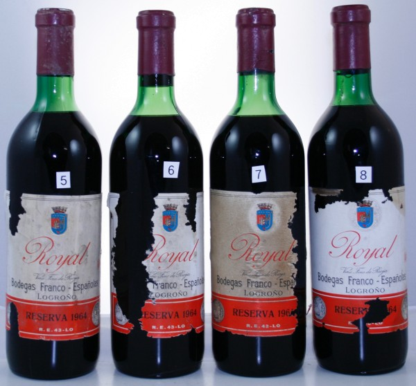 Rioja Royal Reserva