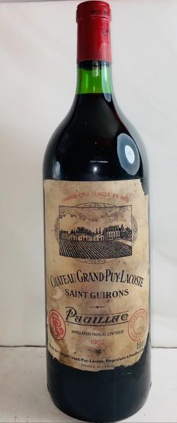 Château Grand Puy Lacoste Magnum