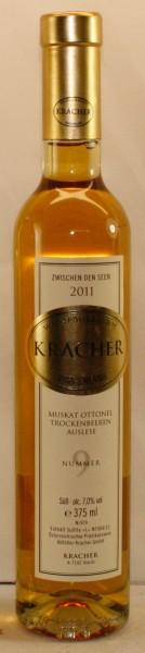 """Kracher Nr.9. Muskat Ottonel Trockenbeerenauslese """"Zwischen den Seen"""""""