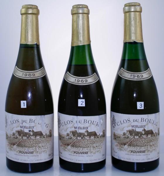 """Vouvray """"Clos du Bourg"""" Molleaux"""
