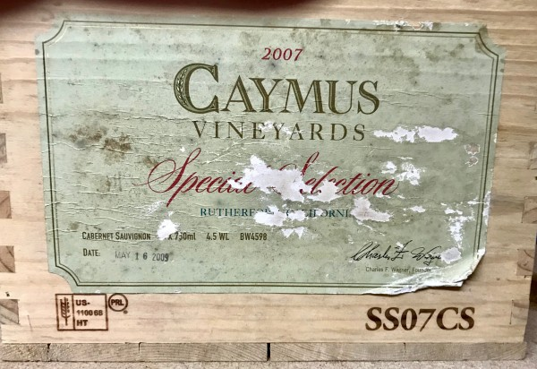 Caymus Special Selection