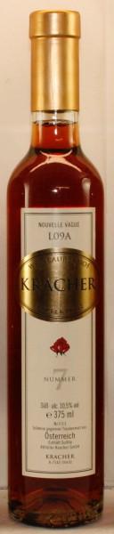 """Kracher Nr.7. Rosenmuskateller Trockenbeerenauslese """"Nouvelle Vague"""""""
