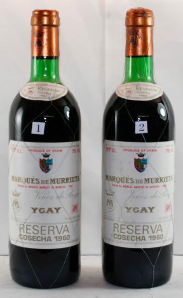 Marques de Murrieta Ygay Reserva