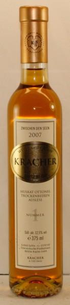 """Kracher Nr.1. Muskat Ottonel Trockenbeerenauslese """"Zwischen den Seen"""""""