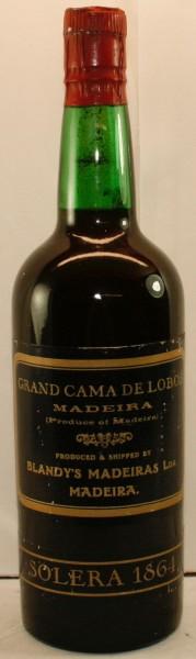 Madeira Gran Cama de Lobos Solera