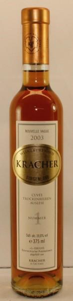"Kracher Nr.1. Cuvée Trockenbeerenauslese ""Nouvelle Vague"""