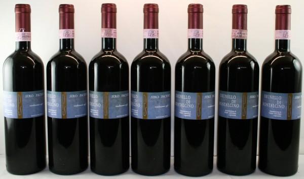 Brunello di Montalcino, Siro Pacenti