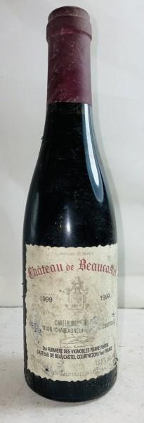 Château de Beaucastel 1/2 Bt