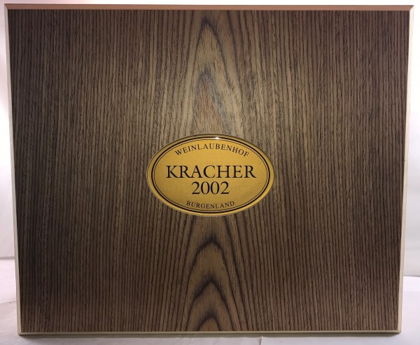Kracher Kollektion 2002, 12 x 0,37 l.
