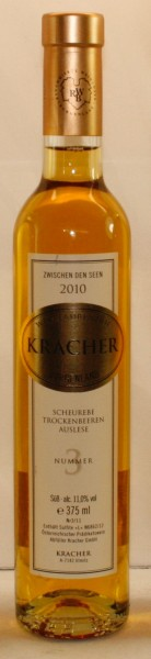 "Kracher Nr.3. Scheurebe Trockenbeerenauslese ""Zwischen den Seen"""