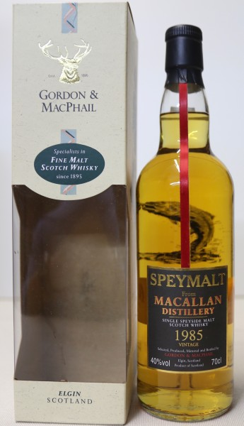 Macallan, Gordon & MacPhail