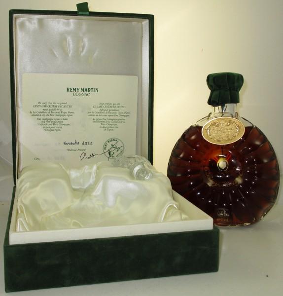 Remy Martin Centaure Cristal, Fine Champagne Cognac