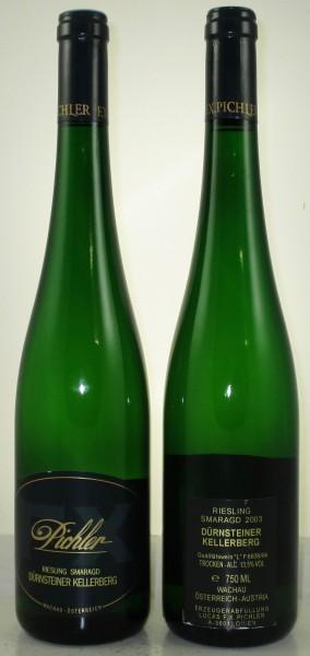 Dürnsteiner Kellerberg, Riesling Smaragd, F.X. Pichler