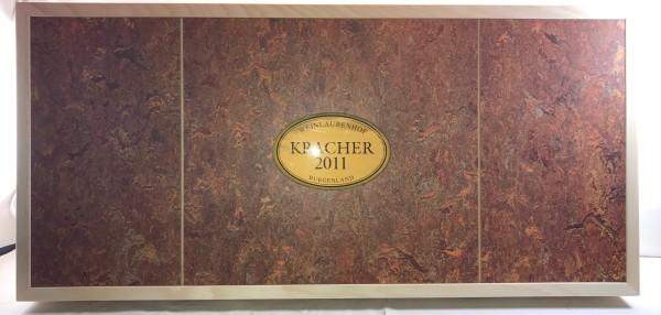 Kracher Kollektion 2011, 9 x 0,37 l.
