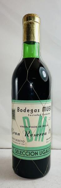 Rioja Bodegas Muerza Seleccion Ugalde