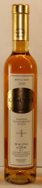 """Kracher Nr.1 Traminer Trockenbeerenauslese """"Nouvelle Vague"""""""